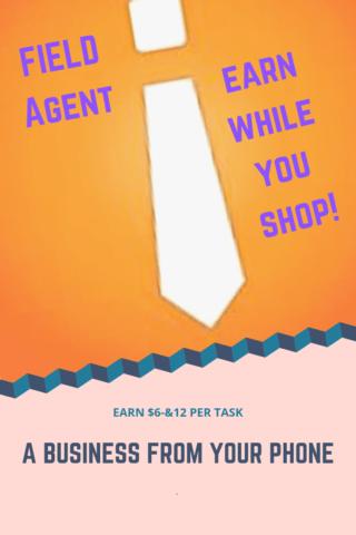 Field Agent App Logo